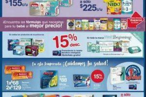 Farmacias Benavides Ofertas para tu bebe al 28 de febrero 2019