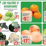Frutas y Verduras HEB del 19 al 25 de febrero de 2019