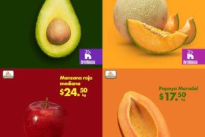 Frutas y Verduras Chedraui 12 y 13 de febrero 2019