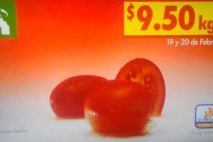 Frutas y Verduras Chedraui 19 y 20 de febrero 2019