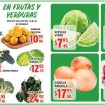 Frutas y Verduras HEB del 12 al 18 de febrero de 2019