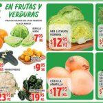 Frutas y Verduras HEB del 26 de febrero al 4 de marzo de 2019