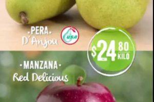 Frutas y Verduras Soriana 19 y 20 de febrero 2019