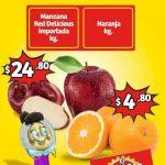 Frutas y Verduras Soriana Mercado del 5 al 7 de Febrero de 2019