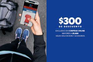 Cupón Innovasport: $300 de descuento en ropa y accesorios con CitiBanamex