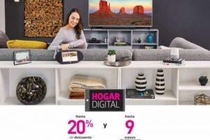 Liverpool Hogar Digital 2019: hasta 20% de descuento en muebles, tecnología y hogar