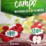 Frutas y Verduras Mega Soriana 12 y 13 de febrero 2019