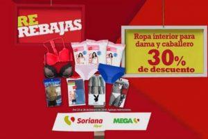 Mega Soriana y Soriana ofertas de fin de semana del 22 al 25 de febrero 2019