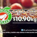 Miércoles de Plaza La Comer Frutas y Verduras 20 de Febrero 2019