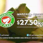 Miércoles de Plaza La Comer Frutas y Verduras 27 de Febrero 2019
