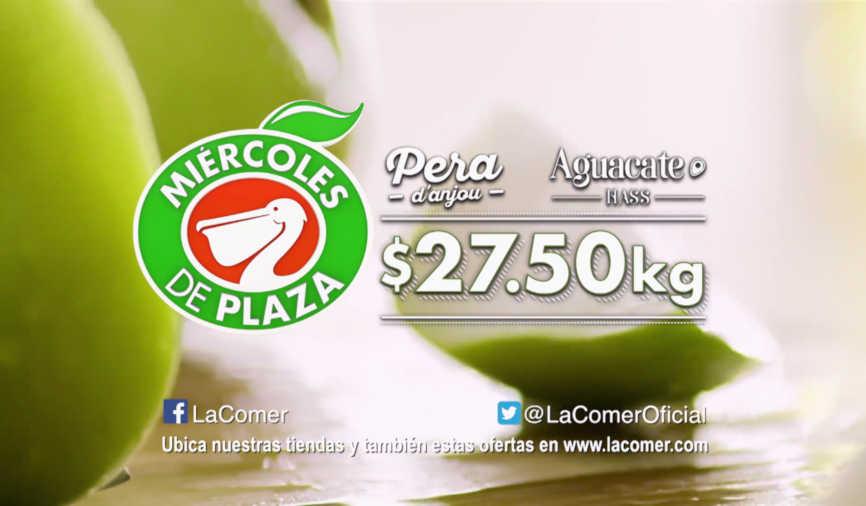 Miércoles de Plaza La Comer 6 de Febrero 2019