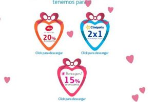 Promoción Movistar Regalos de San Valentín día del Amor y la Amistad 2019