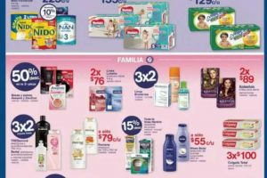 Promociones Farmacias Benavides Fin de semana del 8 al 11 de Febrero 2019