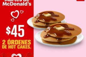 Martes de McDonald's 5 de Febrero de 2019
