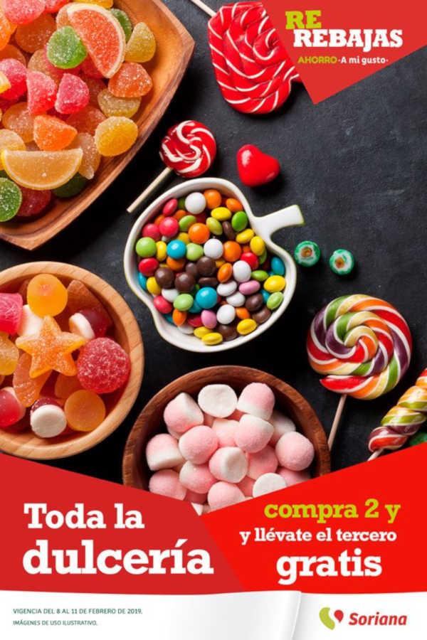 Ofertas Soriana Fin de Semana del 8 al 12 de febrero de 2019