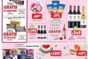 Ofertas de San Valentín Soriana del 12 al 14 de febrero 2019