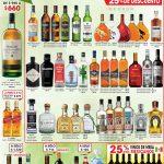 Ofertas Bodegas Alianza Vinos y Licores del 6 al 10 de Febrero 2019