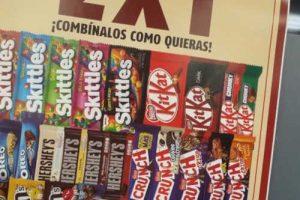 Ofertas Oxxo 2x1 en Chocolates del 9 al 14 de Febrero de 2019