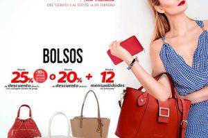 Ofertas Sanborns Joyería, perfumería y bolsas San Valentín 2019