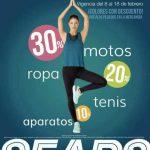 Promociones Sears Días del Deporte del 8 al 18 de Febrero de 2019