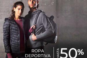 Promoción Sears: hasta 50% de descuento en ropa, calzado y accesorios deportivos