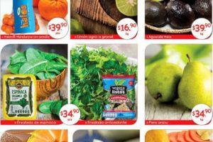 Ofertas Superama en frutas y verduras Especiales de la Quincena 15 al 27 de febrero 2019