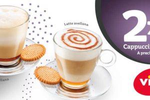 Vips: 2x1 en cappuccinos y lattes a precio de menú al 30 de abril de 2019
