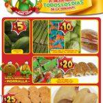 Bodega Aurrerá: Ofertas en Frutas y Verduras del 23 al 28 de Marzo de 2019