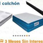 Feria del Colchón Chedraui $100 de descuento por cada $1000 de compra + 3 msi con Citibanamex
