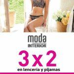 Promoción Fábricas de Francia y Liverpool 3x2 en ropa interior y pijamas