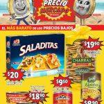 Folleto de ofertas Soriana Mercado y Express del 29 de Marzo al 11 de Abril 2019