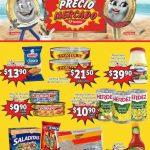 Folleto Soriana Mercado Ofertas de Cuaresma del 15 al 28 de Marzo 2019