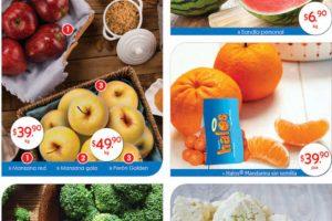 Ofertas Superama Frutas y Verduras del 28 de Marzo al 15 de Abril 2019