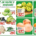 Frutas y Verduras HEB del 12 al 18 de Marzo de 2019