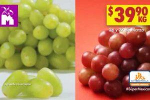 Ofertas Frutas y Verduras Chedraui 26 y 27 de marzo 2019