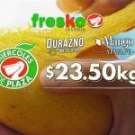 Miércoles de Plaza La Comer Frutas y Verduras 13 de Marzo 2019