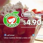 Miércoles de Plaza La Comer Frutas y Verduras 20 de Marzo 2019