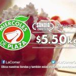Miércoles de Plaza La Comer Frutas y Verduras 6 de Marzo 2019