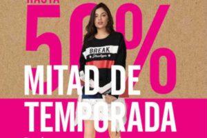 Rebajas C&A Mitad de Temporada 2019: 50% de descuento + 10% adicional