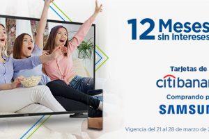 Sams Club: 18 meses sin intereses y 3 de bonificación del 22 al 25 de marzo 2019