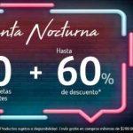 Venta Nocturna Sanborns 2 de marzo del 2019