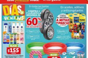 Soriana: Folleto de promociones en vacaciones del 29 de Marzo al 11 de Abril 2019
