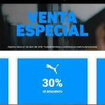 Venta Especial Martí: Hasta 30% de descuento en Nike, Adidas, Puma, Reebok y más