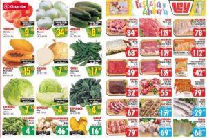 Frutas y Verduras Casa Ley del martes 23 al miércoles 24 de abril 2019