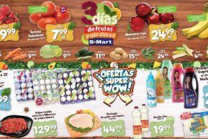 Frutas y Verduras S-Mart del 30 de abril al 2 de mayo de 2019