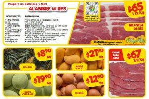 Folleto Bodega Aurrerá Frutas y Verduras del 19 al 21 de Abril de 2019