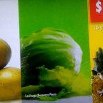 Chedraui Frutas y Verduras 16 y 17 de abril 2019
