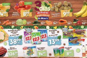 Ofertas Frutas y Verduras S-Mart del 24 y 25 de abril 2019