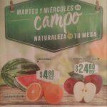 Soriana Frutas y Verduras 16 y 17 de Abril 2019
