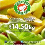 La Comer - Miércoles de Plaza Frutas y Verduras 10 de abril de 2019